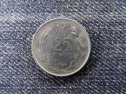 Törökország 25 kurus 1964 (id16537)