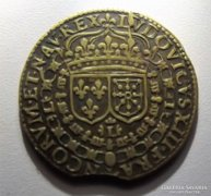 Ritka XIII Lajos zseton 1632