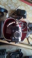 Rég fényképezőgépek!!