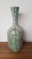 Retro Iparművészeti Gorka Géza kerámia váza