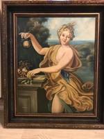 POMOLUM - Az isteni tökéletesség - mitológia kép Grovald Gyulától