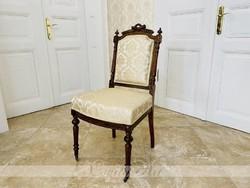 Neoklasszicista kisasszony szék ca. 1870