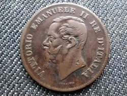 Olaszország II. Viktor Emánuel (1861-1878) 5 Centesimi 1861 M (id27853)