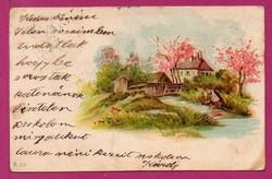 *E - 0018 - - - 1902  Üdvözlet