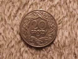 Lengyel 20 Groszy 1923 !