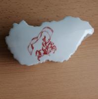 Különleges porcelán bonbonier