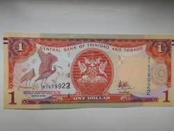 Trinidad & Tobago 1 dollár 2006 UNC