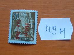 FELÜLBÉLYEGZETT 1946 49M