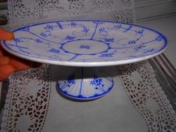 Villeroy & Boch  porcelánfajansz talpas kínáló tál
