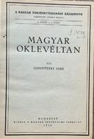 Szentpétery imre: Magyar oklevéltan