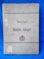 ROMBAY DEZSŐ GAZDÁK KÖNYVE 1906