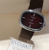 Radiant 17 jewels incabloc svájci karóra