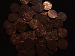 Amerikai 1 cent 51 db
