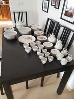 Henneberg porcelán készlet 60 darabos