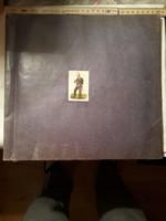 WALDORF ASTORIA cigaretta papír gyűjtemény , katonai egyenruhák(1932)