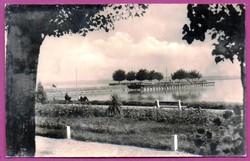 *Ba - 032   Balatont kedvelőknek: Révfülöp - sétány a mólóval
