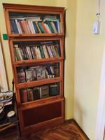 Lingel könyves szekrény