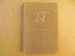 (1957) Karinthy Frigyes : Utazás Faremidóba / Capillária (újragondolt Gulliver utazásai)