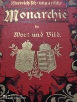 1892 Osztrák-Magyar monarchia 3 db os könyv ritkaság
