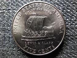 USA Lewis és a Clark expedíció kétszázadik évfordulója 5 Cent 2004 P (id48643)