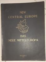 Trianon-Irredenta nagyméretű kiadvány 1928-idegen nyelvű