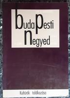 BUDAPESTI NEGYED 1994 4. SZÁM  NYÁR  -  JUDAIKA