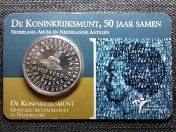 Hollandia Holland Antillák .925 ezüst 5 Euro 2004 (id48284)