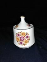 Alföldi porcelán cukortartó