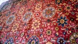 Szövött gobelines  szőnyeg,terítő ,falikárpít