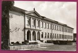 *C - - - 069  Magyar tájak-városok: Nyírbátor - gimnázium