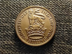 Anglia V. György .500 ezüst 1 Shilling 1936 (id21052)