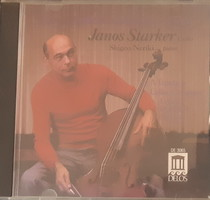 STARKER JÁNOS CSELLÓ  -  ROMANTIC CELLO FAVORITES  POPPER    CD