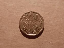 Dél-Afrika 20 Cent 1994