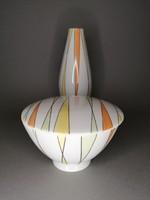 Ultra ritka ultra sexy modern Wallendorf váza és bonbonier! Mintha Török János terve lenne :)