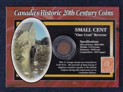 Kanada 20. századi történelme 1 cent 1932 + 1 cent narancssárga bélyeg szett (id48150)