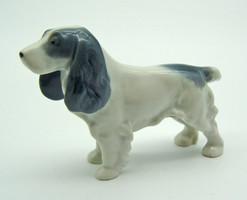 B546 Metzler & Ortloff spániel kutya - hibátlan szép állapotban