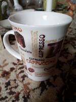 Kávés , capuccinos  pohár !!!
