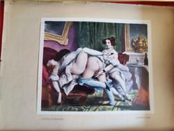 Pajzán Bider Deveria Henry Victor az 1890-1900 évekből!!!!
