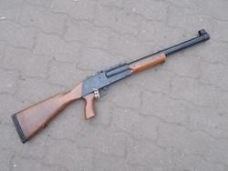 Csehszlovák RV85 rendőrségi gránátlövő puska riasztós átalakítás