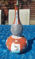 Antik Herendi Gödöllői mintás váza