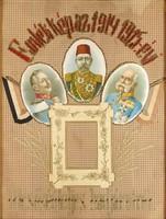 1E013 Keretezett I. világháborús katonai emlék 1914-1915