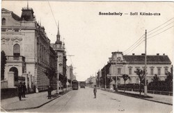 Szombathely Széll Kálmán-utca