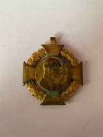 Ferenc József katonai jubileumi kereszt 1848-1908