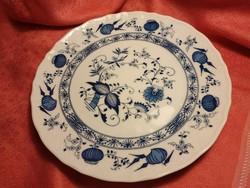 Hagymamintás porcelán tányér pótlásra
