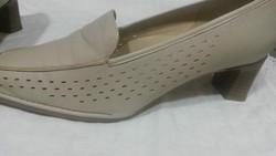 ARA Flex relax bézs színű 41-es puha bőr cipő - újszerű
