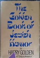 THE GOLDEN BOOK OF JEWISH HUMOR     JUDAIKA
