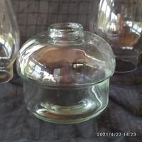 Petróleum lámpa üveg belső