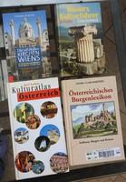Német művészeti könyvek - darabár