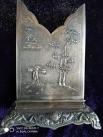 Ezüst gyufatartó (900-as Vietnám)