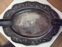 Antik Ezüst hamuzó 900-as